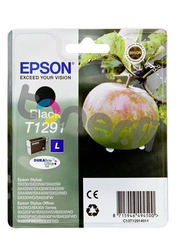 Epson C13T12914011 Muste Musta