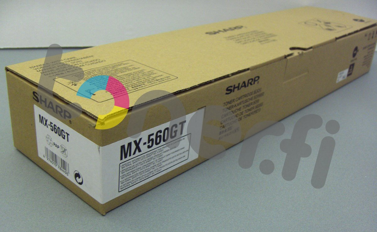 Sharp MX-560GT Värikasetti