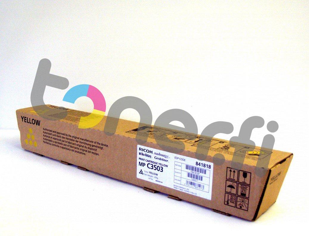 Ricoh MP C3503 Print Cartr. Keltainen