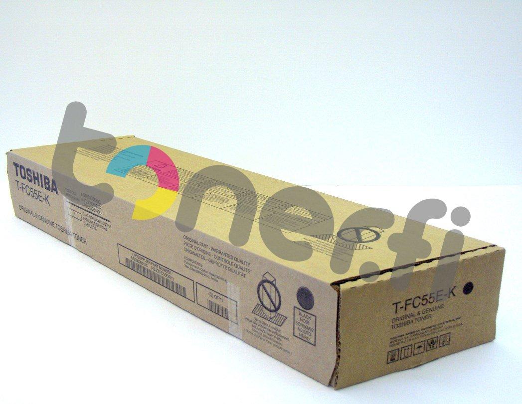 Toshiba T-FC55E-K Värikasetti Musta (6AG00002319)