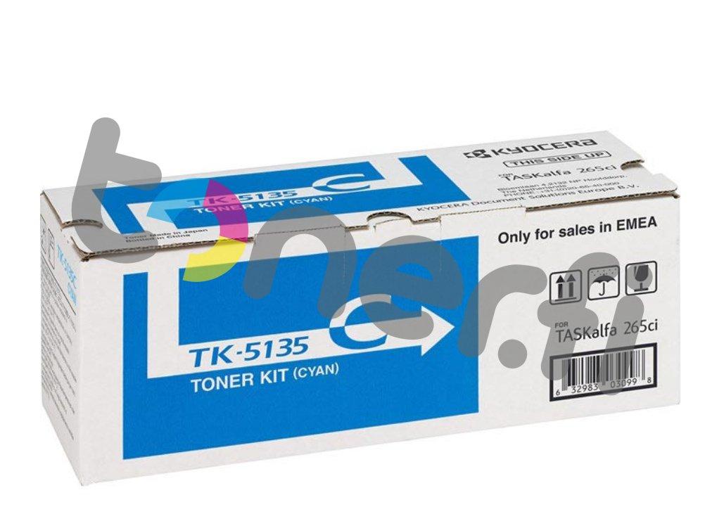 Kyocera TK-5135C Värikasetti Sininen