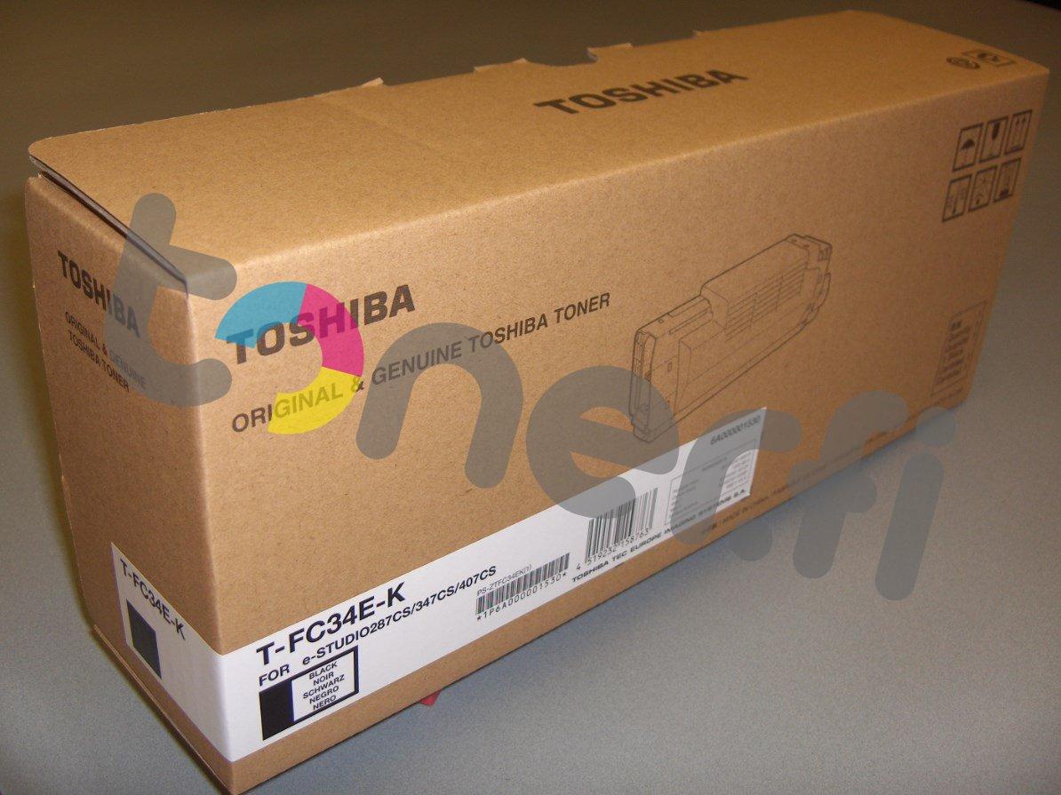 Toshiba T-FC34E-K Värikasetti Musta