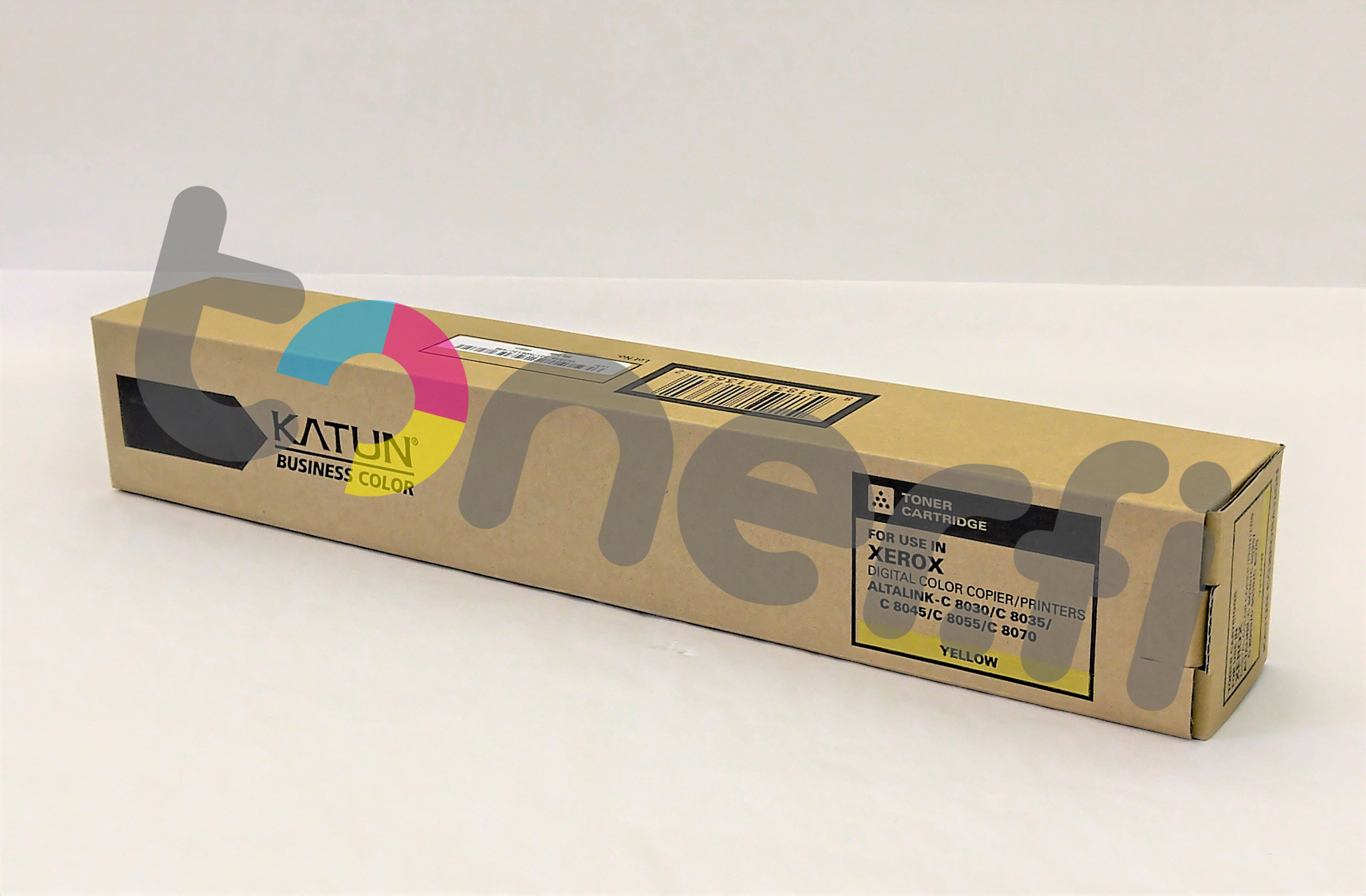 Xerox AltaLink C8030 Värikasetti Keltainen Katun p/n 50783