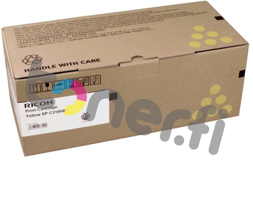 Ricoh SP C310HE Print Cartr. Keltainen
