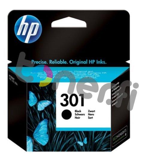 HP CH561EE Musta Muste N:o 301