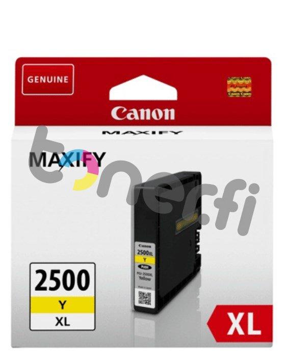 Canon PGI-2500XL Y Keltainen Muste