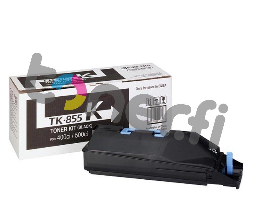 Kyocera TK-855K Värikasetti Musta