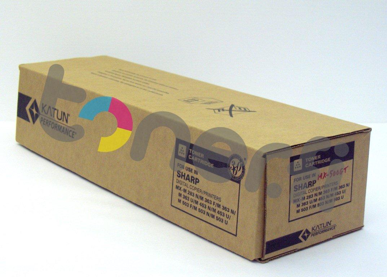 Sharp MX-500GT Värikasetti Katun p/n 44989