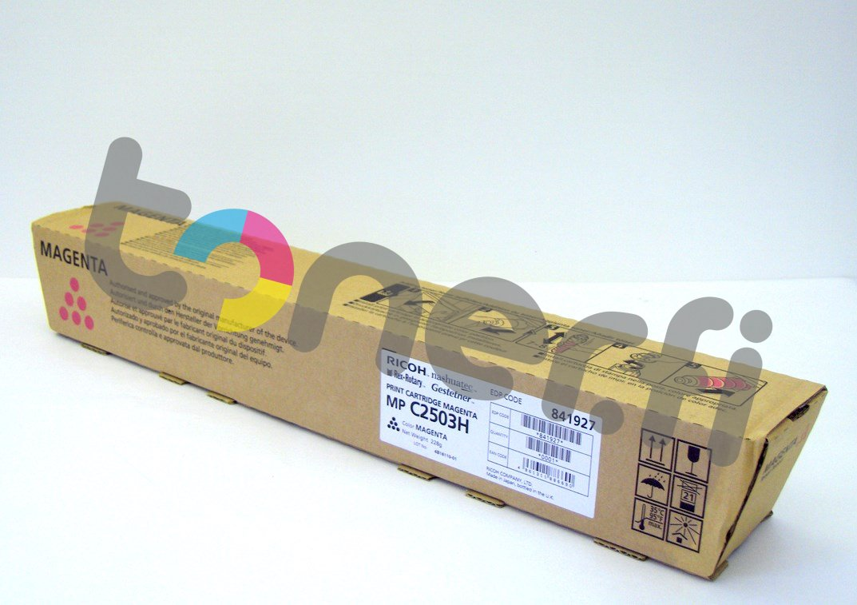 Ricoh MP C2503H Print Cartr. Punainen