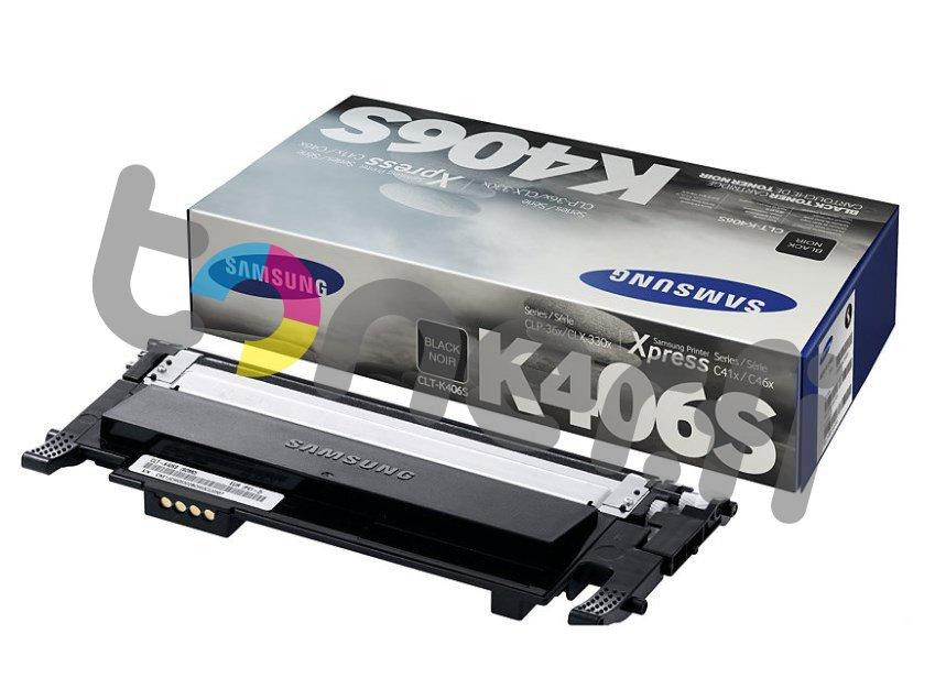 Samsung CLT-K406S Värikasetti Musta