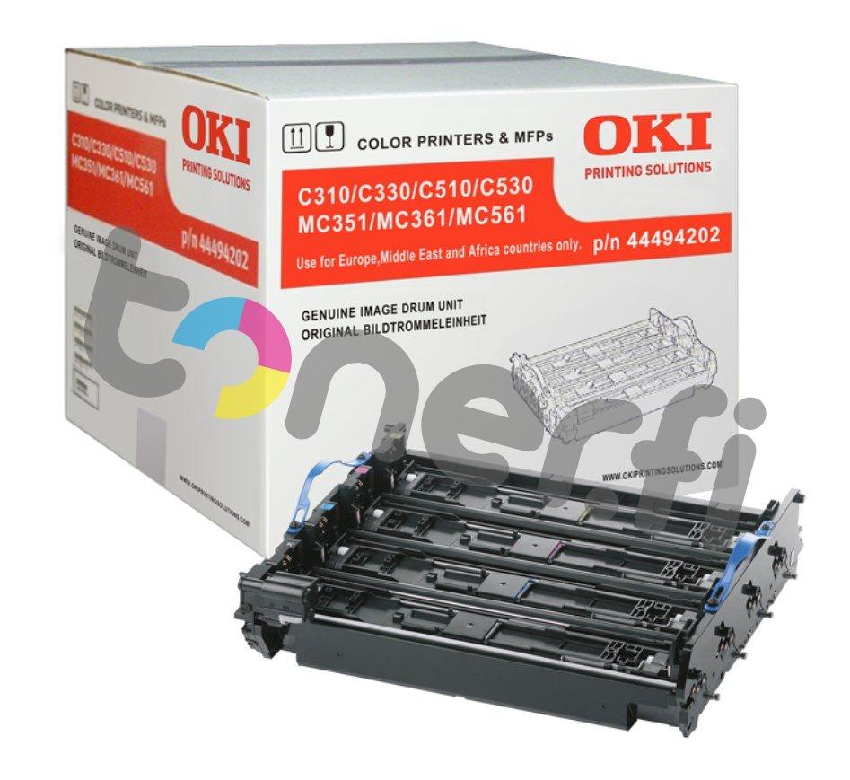 OKI C310 Image Rumpu (Bk/C/M/Y)