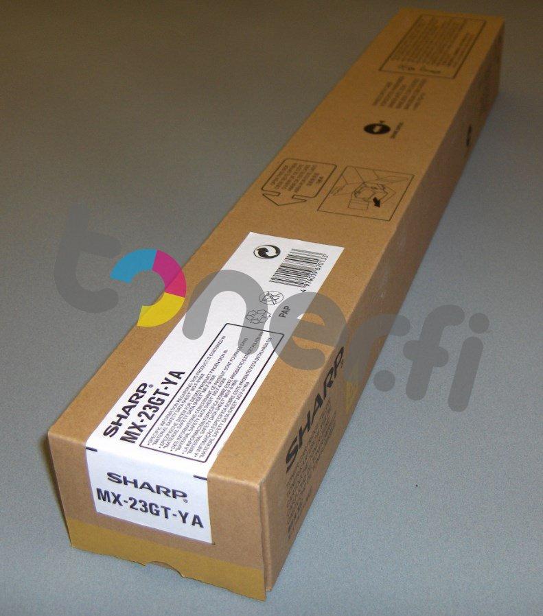 Sharp MX-23GTYA Värikasetti Keltainen