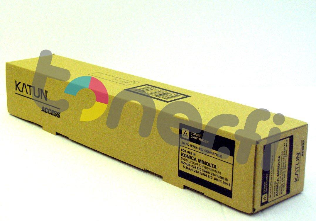 Konica TN322 Värikasetti Katun p/n 43849/TN321K