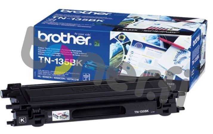 Brother TN-135BK Värikasetti Musta