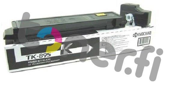 Kyocera TK-895K Värikasetti Musta