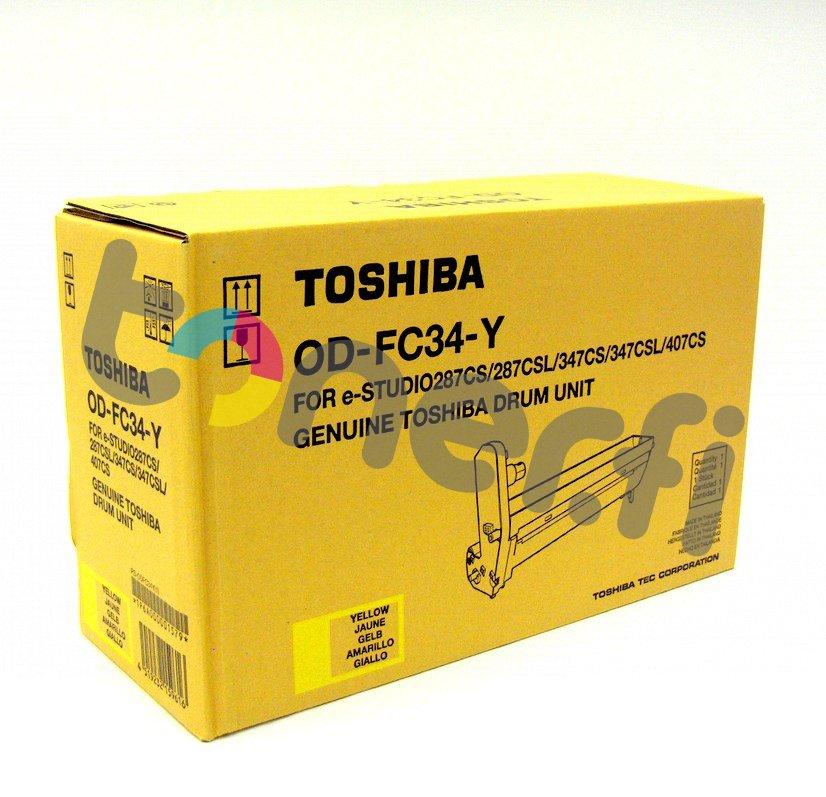 Toshiba OD-FC34-Y Rumpuyksikkö Keltainen