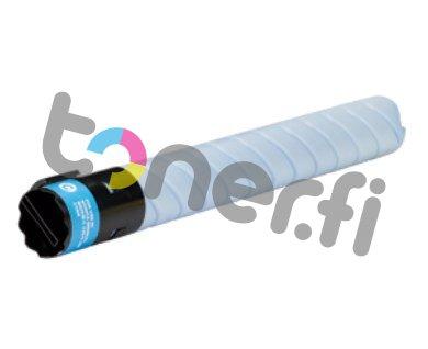 Konica TN216C/TN319C Värikasetti Sininen Katun p/n 47362