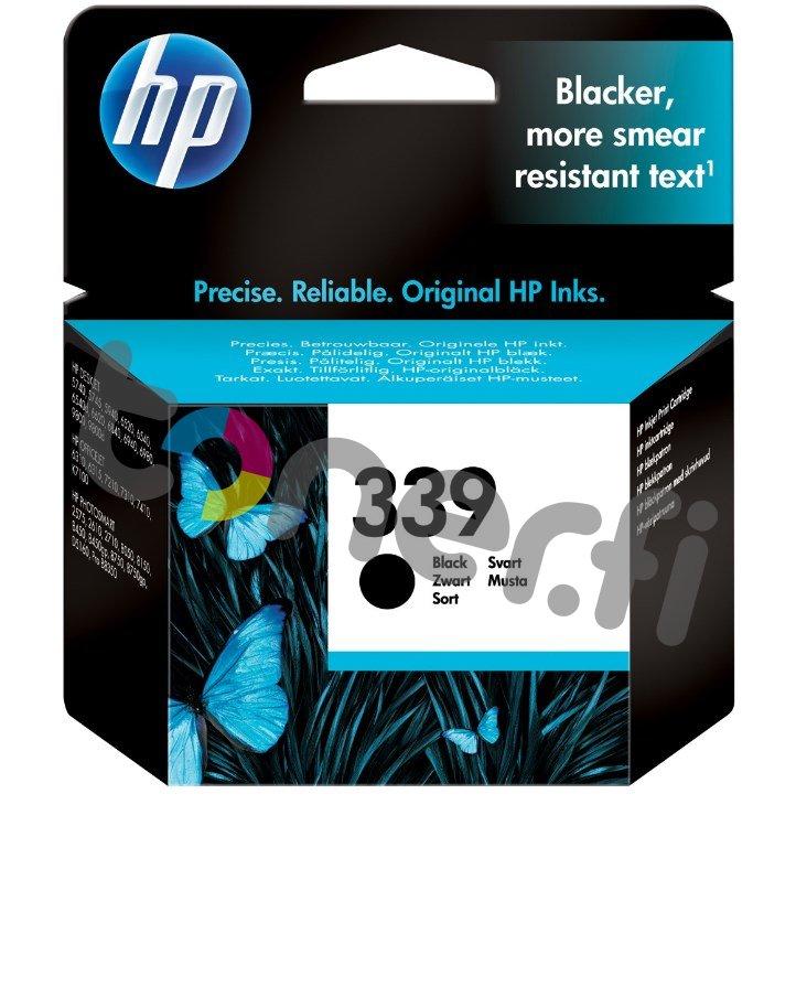 HP C8767EE Musta Muste N:o 339