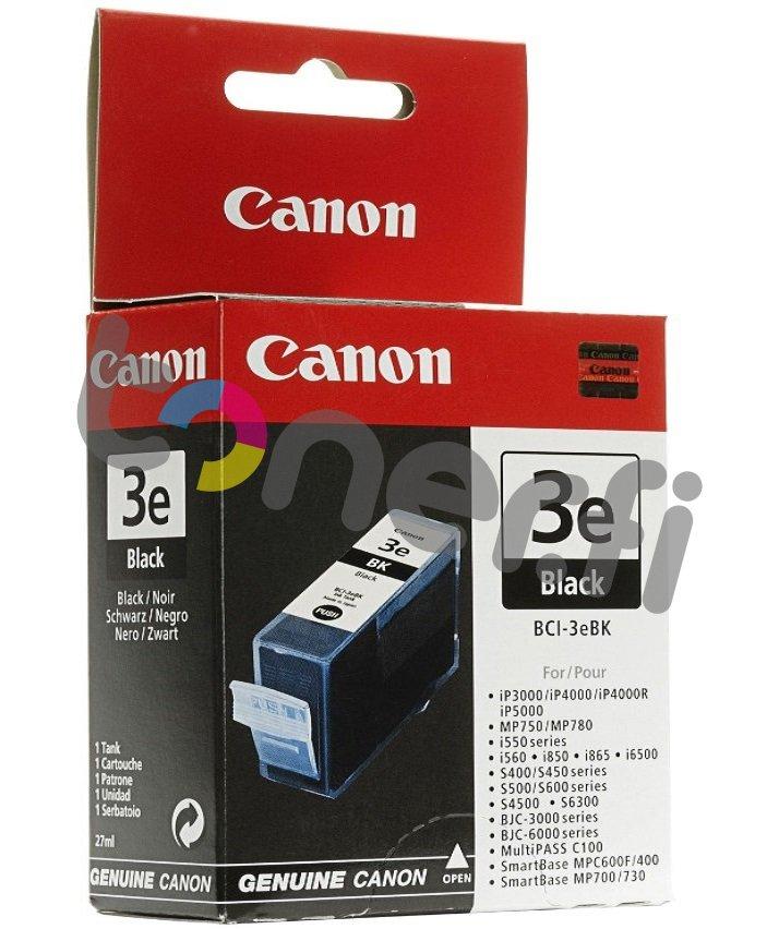 Canon BCI-3eBK Muste