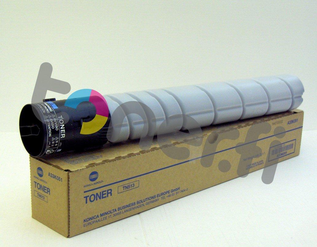 Konica TN513 Värikasetti [TARJOUS] 3 kpl jäljellä