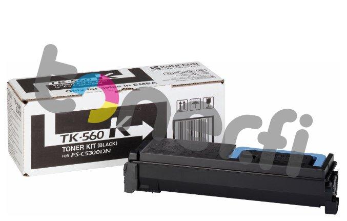 Kyocera TK-560K Värikasetti Musta