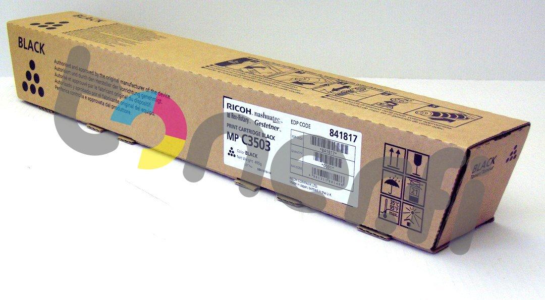 Ricoh MP C3503 Print Cartr. Musta