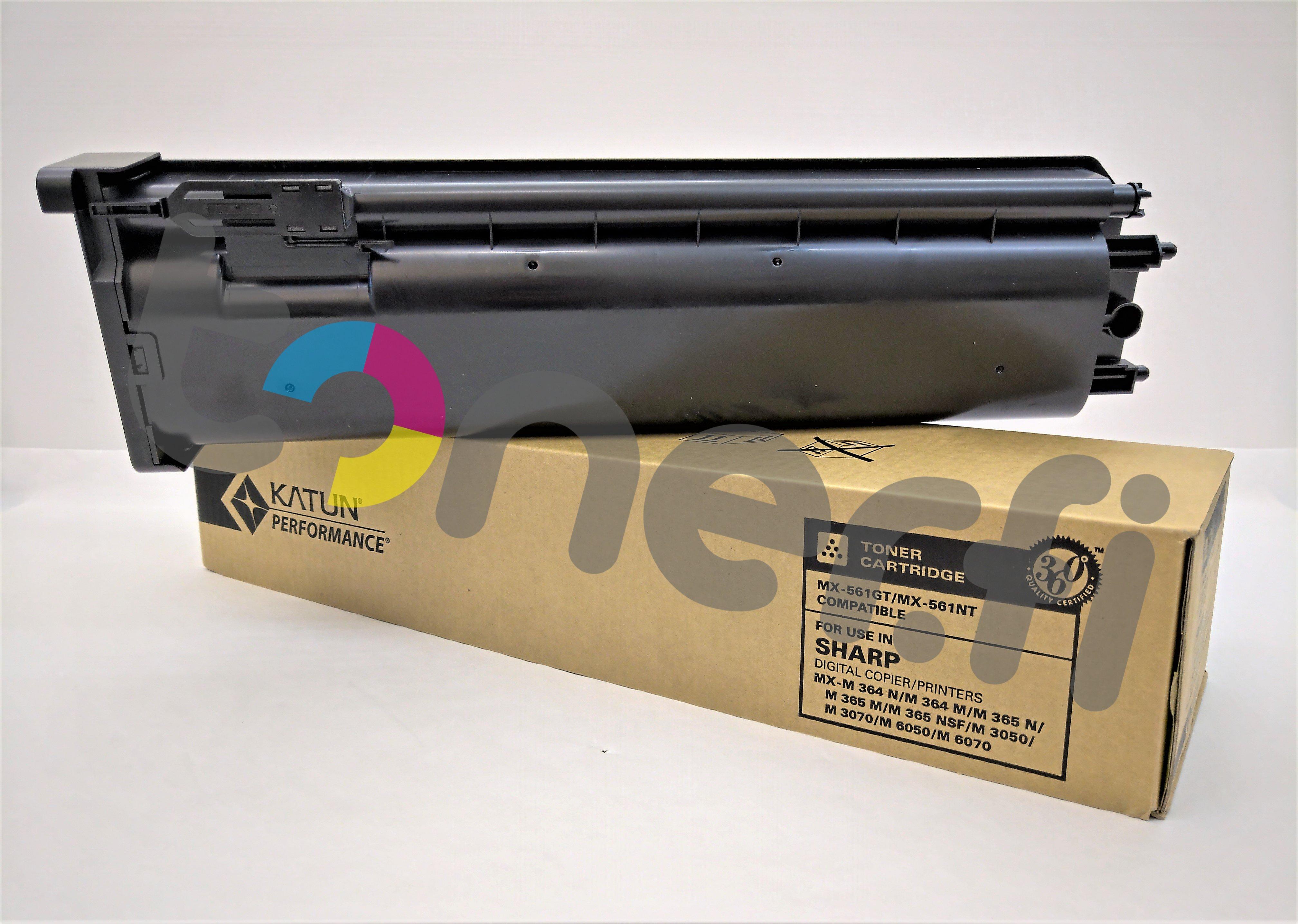 Sharp MX-561GT Värikasetti Katun p/n 51540