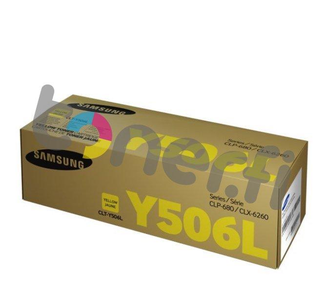Samsung CLT-Y506L Värikasetti Keltainen