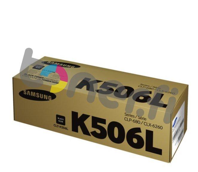 Samsung CLT-K506L Värikasetti Musta
