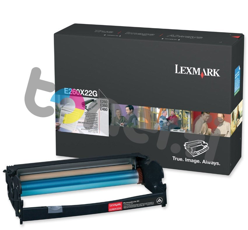 Lexmark E260 Photoconductor E260X22G
