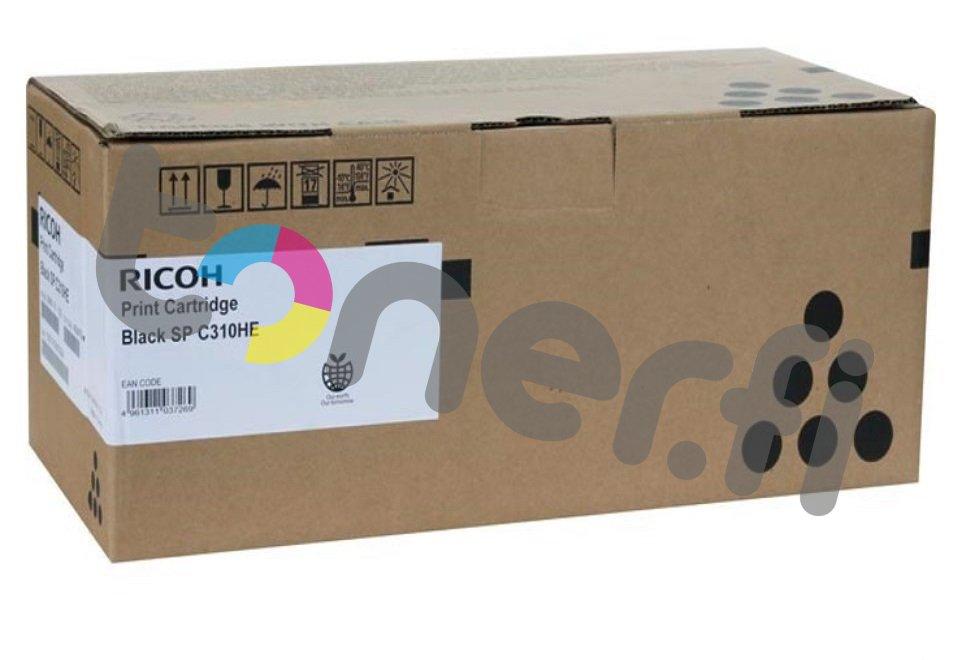 Ricoh SP C310HE Print Cartr. Musta