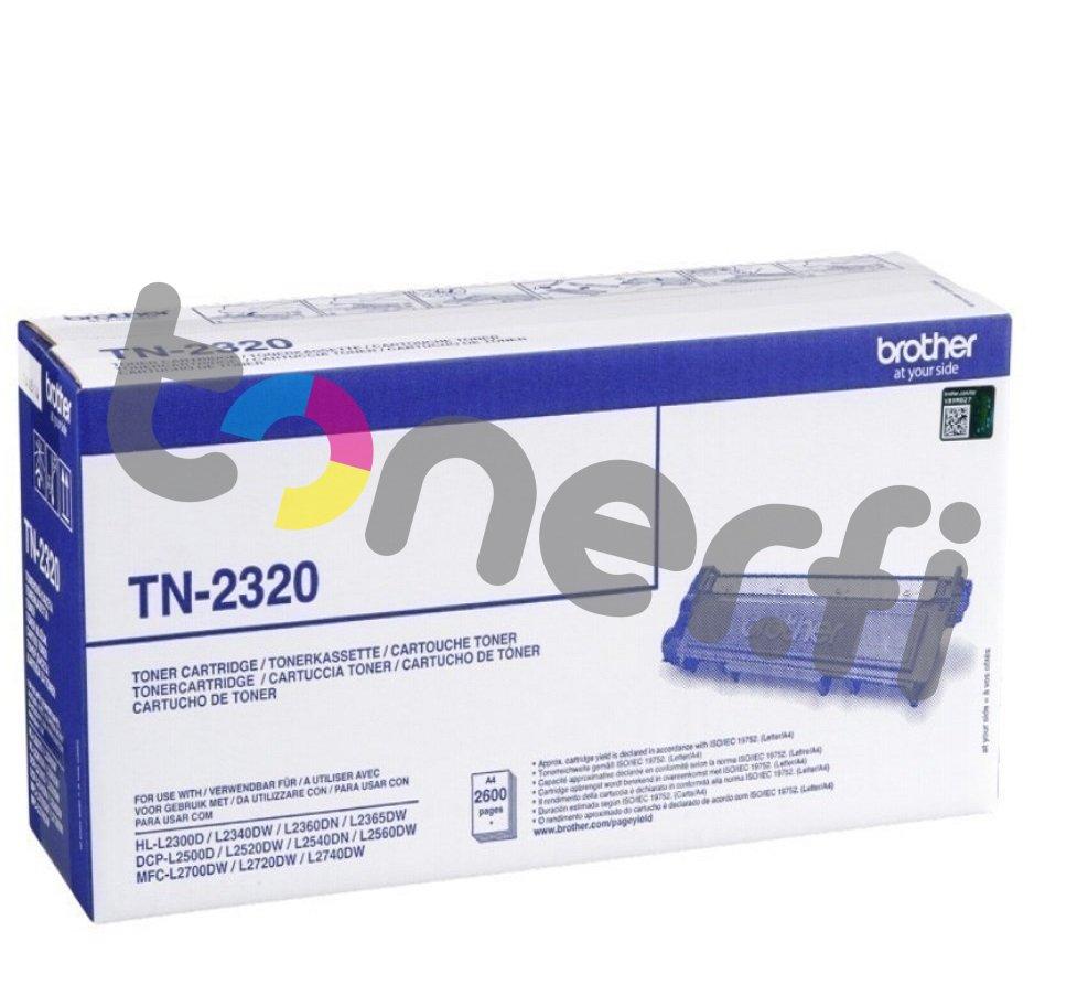 Brother TN-2320 Värikasetti