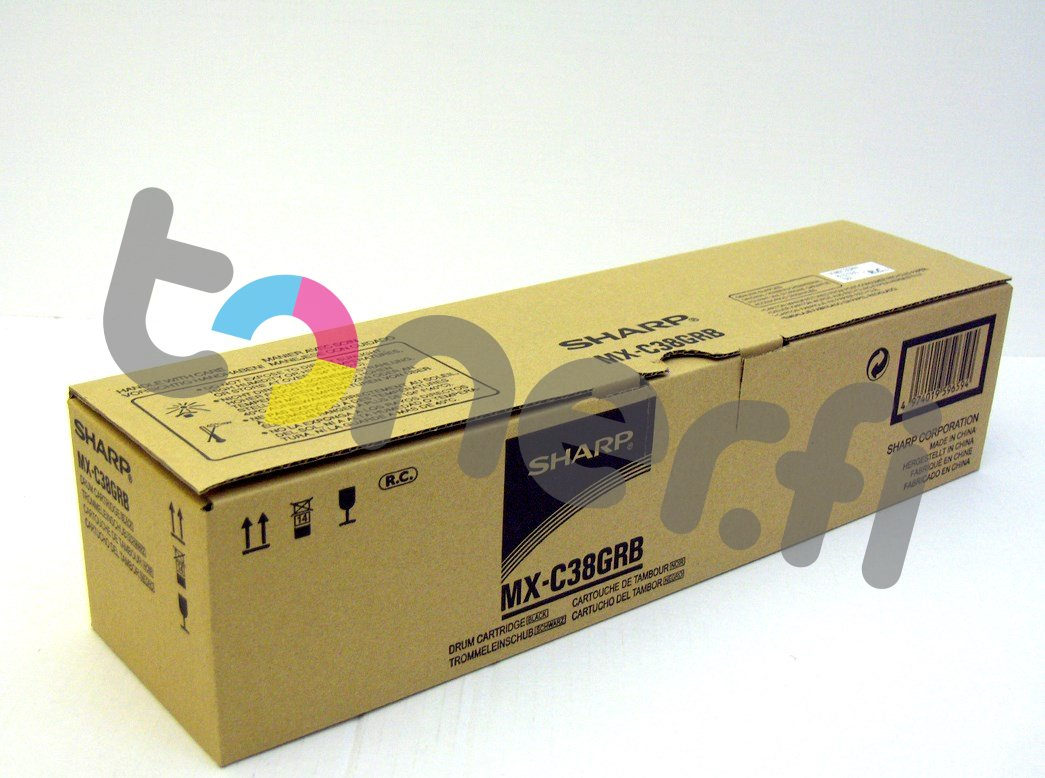 Sharp MX-C38GRB Rumpukasetti Musta
