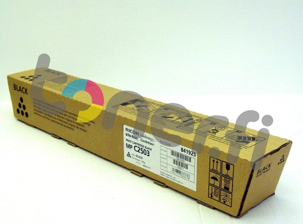 Ricoh MP C2503 Print Cartr. Musta