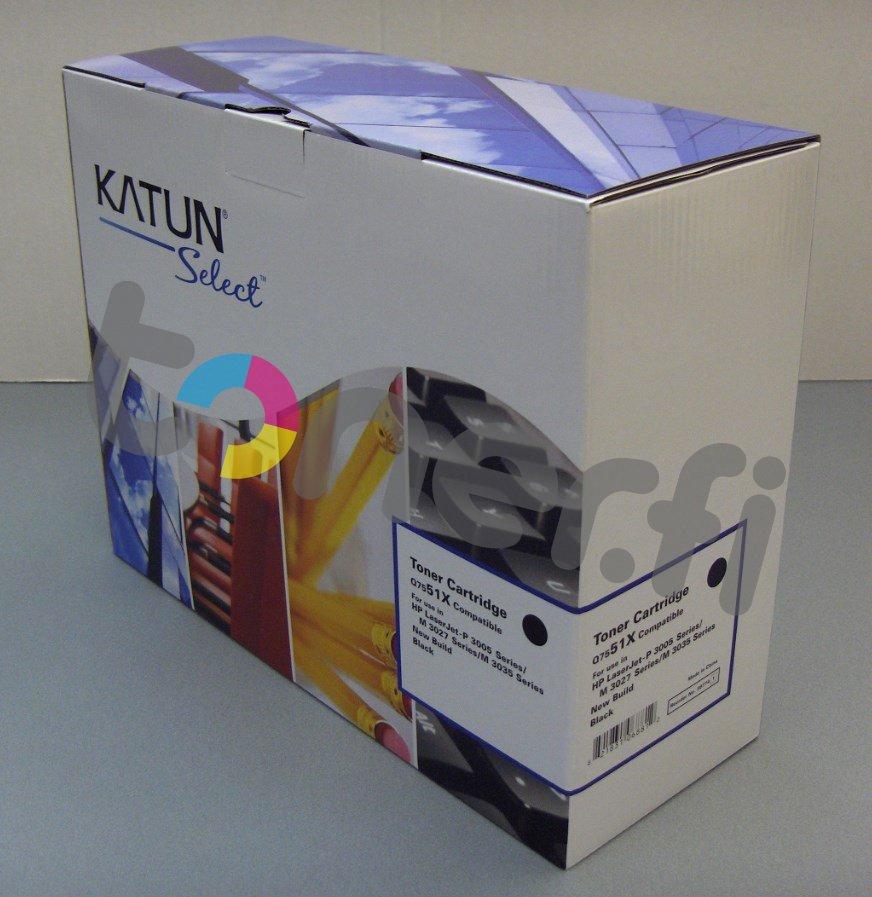 HP Q7551X Värikasetti Katun p/n 39774