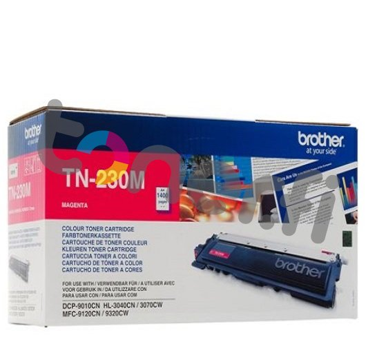 Brother TN-230M Värikasetti Punainen