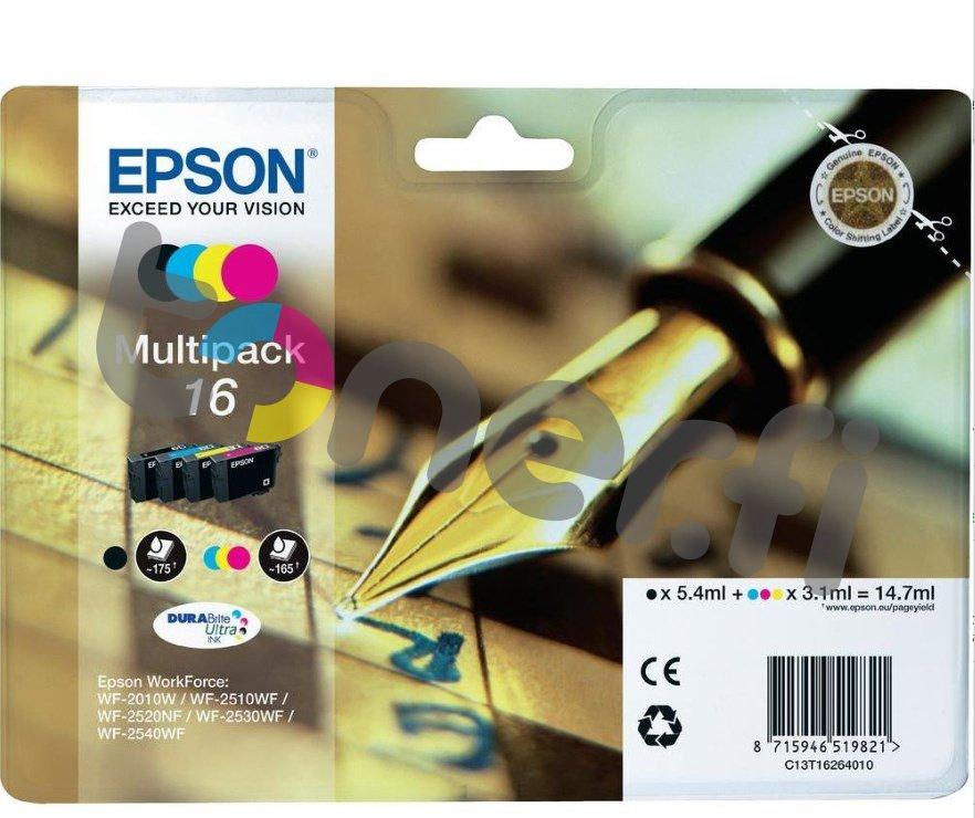 Epson C13T16264010 Multipack
