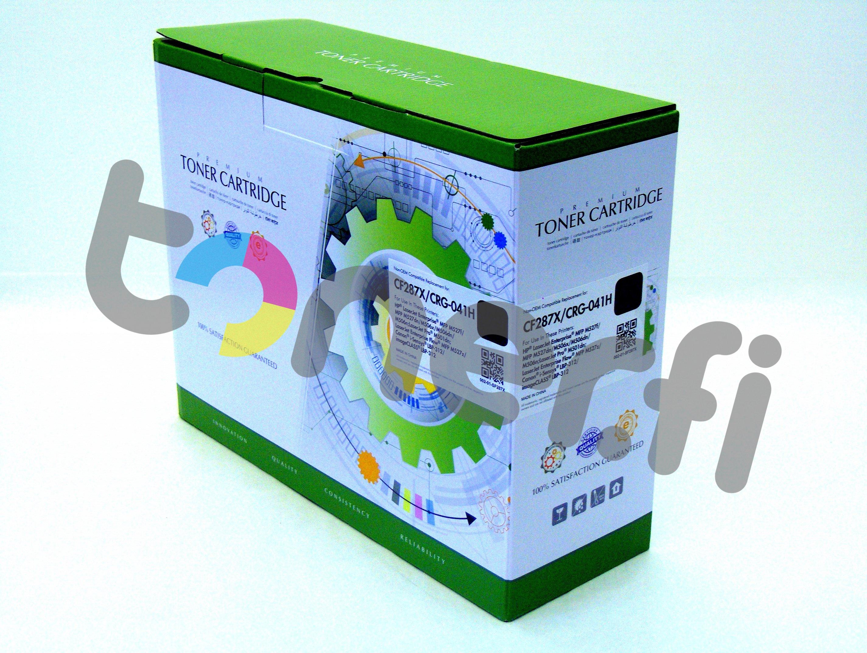 HP 87X Värikasetti Static CF287X
