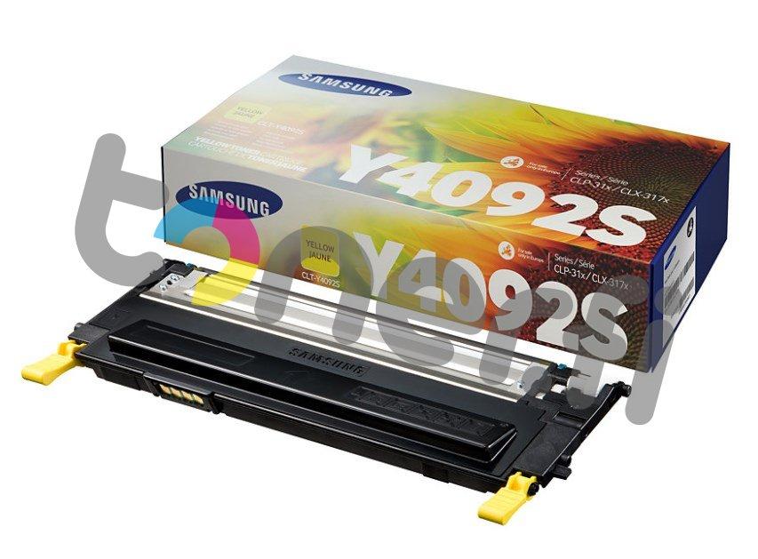 Samsung CLT-Y4092S Värikasetti Keltainen