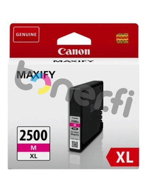 Canon PGI-2500XL M Punainen Muste