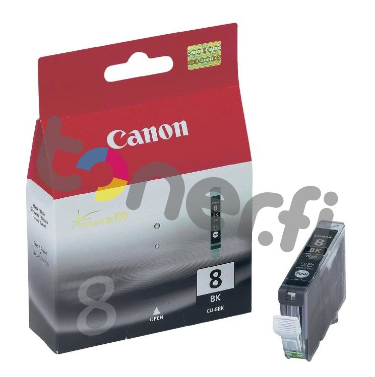 Canon CLI-8BK Musta Muste