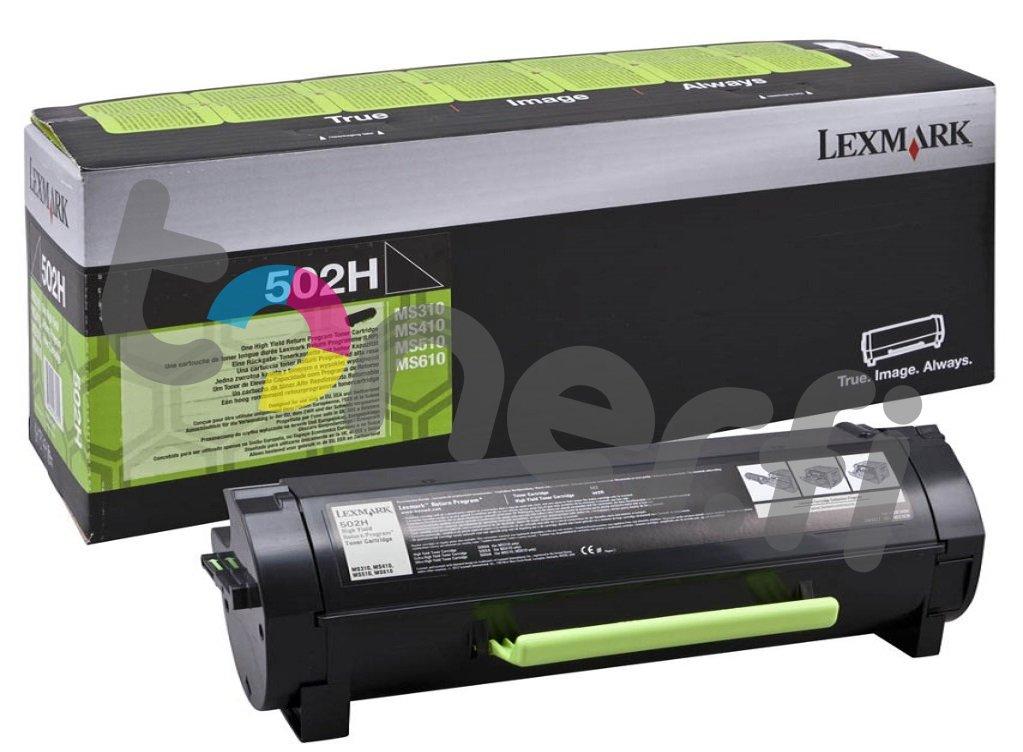 Lexmark 502H Värikasetti 50F2H00