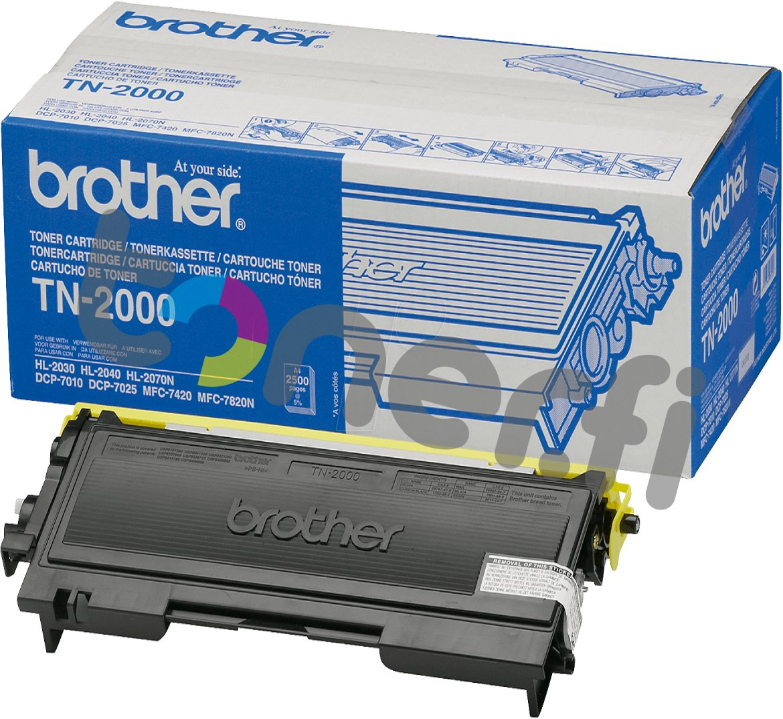 Brother TN-2000 Värikasetti