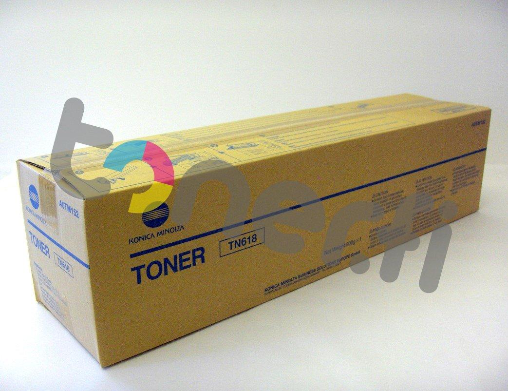 Konica TN618 Värikasetti [TARJOUS] 2 kpl jäljellä