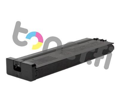 Sharp MX-50GTBA Värikasetti Musta Katun p/n 39640