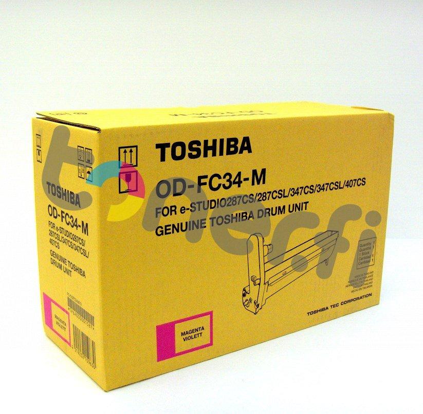 Toshiba OD-FC34-M Rumpuyksikkö Punainen