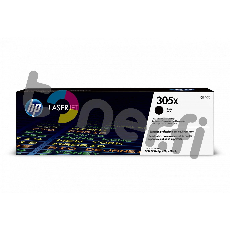 HP 305X Värikasetti Musta