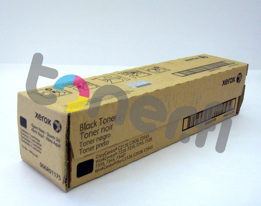 Xerox C2128/WC7228 Värikasetti Bk 006R01175