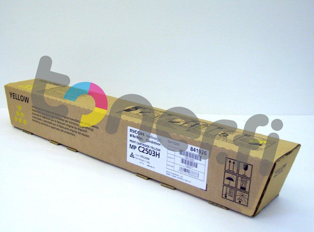 Ricoh MP C2503H Print Cartr. Keltainen