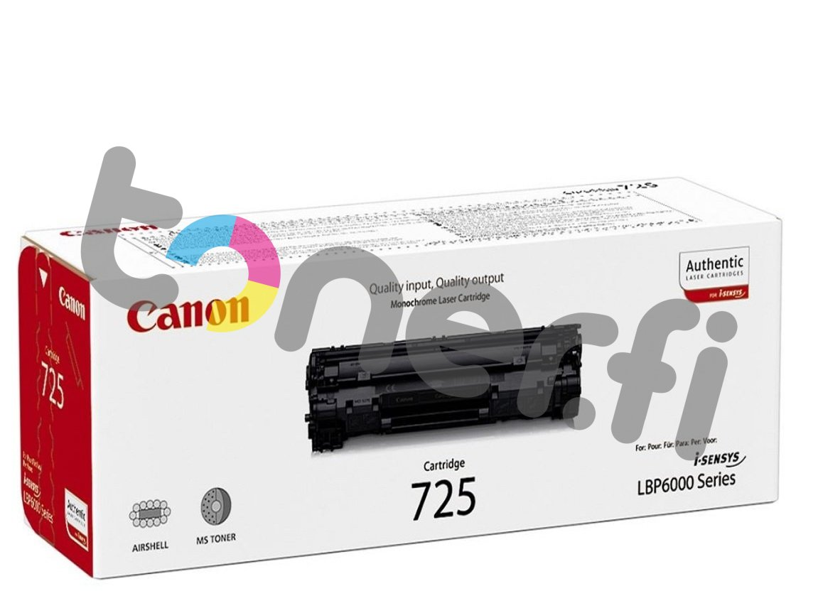 Canon 725 Kasetti